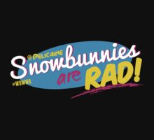 Snowbunnies Are Rad by Pelicaine