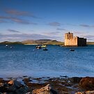 Kisimul Castle, Barra by Kasia-D