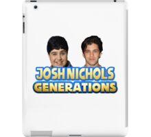 Drake and Josh - Josh Nichols Generations iPad Case/Skin