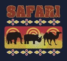 Safari World by dejava
