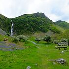 Aber Falls by Johindes