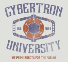 Cybertron University by Arinesart