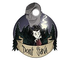 Don't Starve: Maxwell Is Watching by ClassicRoctopus