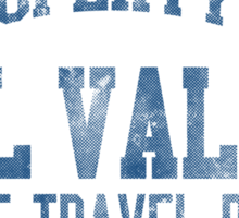 Hill Valley HS Sticker