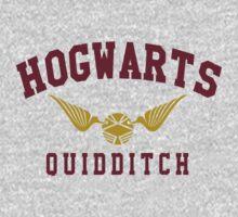 Hogwarts Quidditch by Arinesart