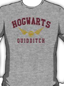 Hogwarts Quidditch T-Shirt