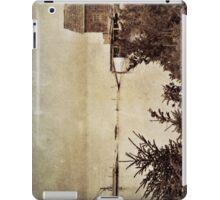 The dock iPad Case/Skin