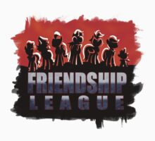 Friendship League by Novanator