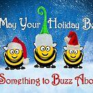 Honey Bee Christmas by Doreen Erhardt