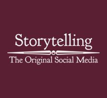 Storytelling: The Original Social Media by storytelling