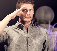 Jensen ackles by Lucytre