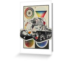 Carro Armato. Greeting Card