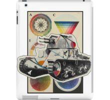 Carro Armato. iPad Case/Skin