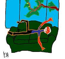 """Home Again, Home Again..."" by Richard F. Yates by richardfyates"