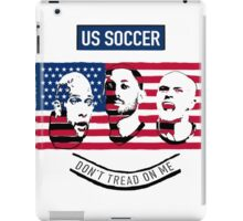 Stars of USA for World Cup 2014 iPad Case/Skin