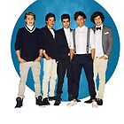 One Direction Group Shot  by angelx64