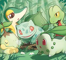 Grass Type by Missy Pena