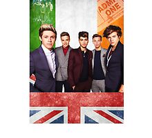 One Direction ~  by angelx64