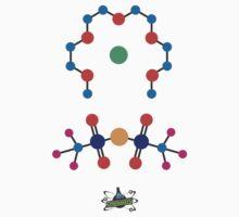 University of Newcastle Chemistry Society Lithium Tetraglyme TFSI Shirt by uonchemsoc