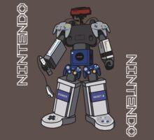 Nintendo Megazord ver 2 by ChronoStar