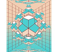 geometric  Photographic Print