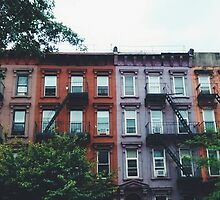 Brooklyn // Clinton x Washington by aahhdee