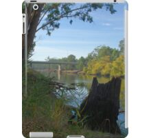New corowa bridge iPad Case/Skin