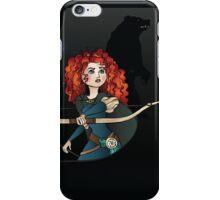 Disney Princesses - Merida iPhone Case/Skin