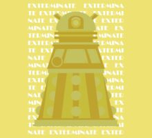 Exterminate Yellow by Saintsecond