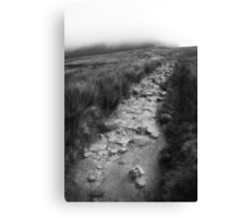 Rocky Path - Yorkshire Canvas Print