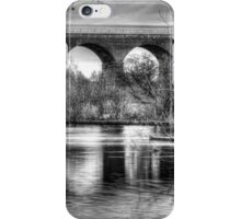 Viaduct at Reddish Vale Country Park iPhone Case/Skin
