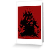Power Up!!! Greeting Card