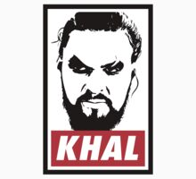 Khal Drogo Obey by Floris155