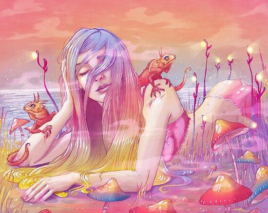 Dream by LorenAssisi