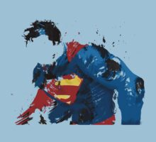 Superman Minimalist by DonParker