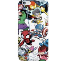 Young Marvel iPhone Case/Skin