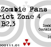 RZFs Zombie ID Card by rzfs