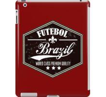 Futebol Brazil iPad Case/Skin