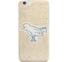 Bird on the Wall iPhone Case/Skin