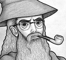 Wizard  by Molly Eschbacher