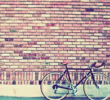 Vintage Bicycle by MelodyPond3