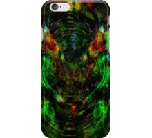 electric forces iPhone Case/Skin