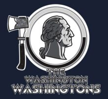 The Washington Washingtons by TragicHero