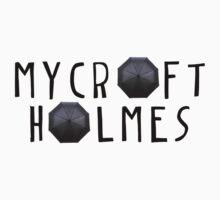 Mycroft Holmes by ilivein221B