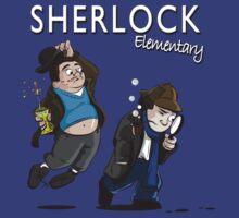 Sherlock: Elementary by Aaron Morales