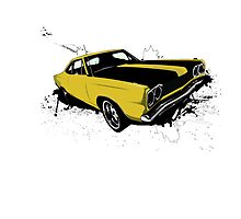 Chevrolet Chevelle by UncleHenry