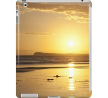 Sunset over Barwon Heads iPad Case/Skin