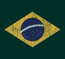 Retro Brazil by davewear