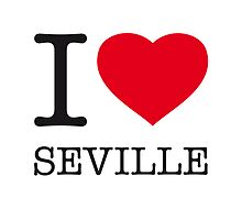 I ♥ SEVILLE by eyesblau