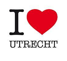 I ♥ UTRECHT by eyesblau